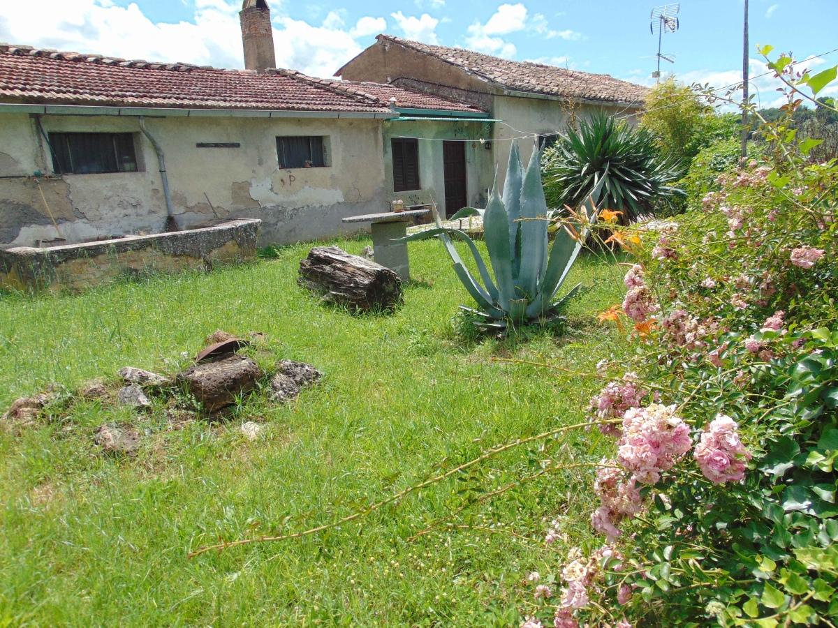 Cascina/casale vendita MONTOPOLI DI SABINA (RI) - 3 LOCALI - 500 MQ