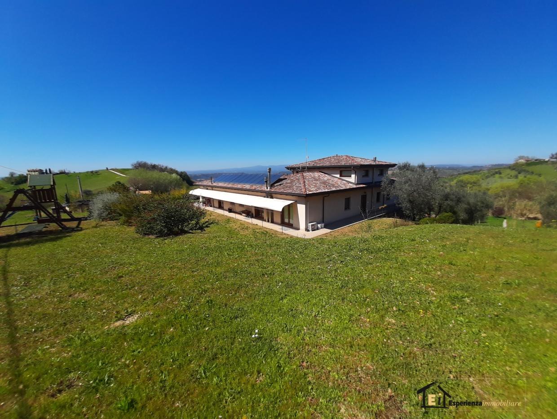 Villa singola Collevecchio RI1207471