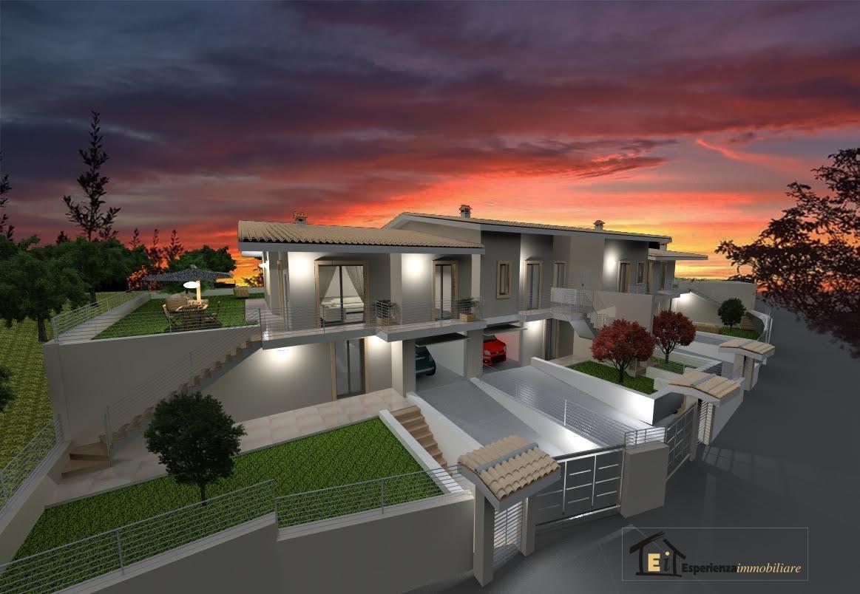 Villa a schiera Poggio Mirteto RI1144754