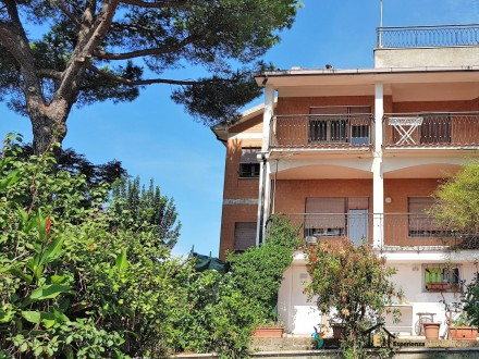 VILLA SEMIDETACHED WITH SEA VIEW