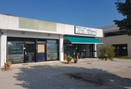 BUSINESS PREMISES RENTED