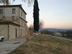 OLD COTTAGE IN THE TODI'S HILL - 1
