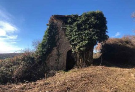 Plot of 50 acres with old farmhouse